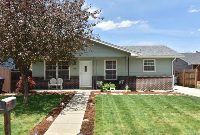 505 W Emma Street, Lafayette, CO 80026 (#7421700) :: Wisdom Real Estate