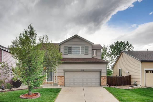 3817 S Kirk Court, Aurora, CO 80013 (#7421939) :: Sellstate Realty Pros