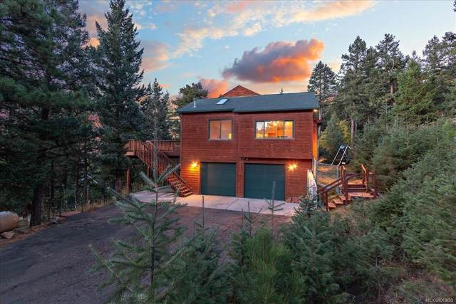 6034 Meadow Drive, Morrison, CO 80465 (MLS #7422161) :: Colorado Real Estate : The Space Agency