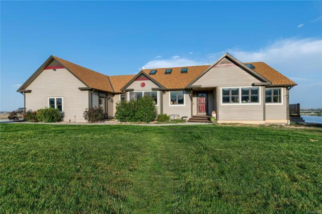 127 Shale Ridge Road, Berthoud, CO 80513 (MLS #7422229) :: 8z Real Estate