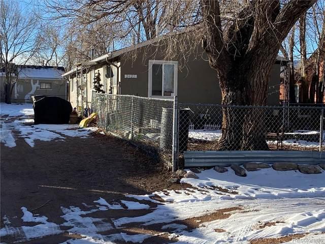 2425 E Saint Vrain Street, Colorado Springs, CO 80909 (MLS #7422446) :: 8z Real Estate