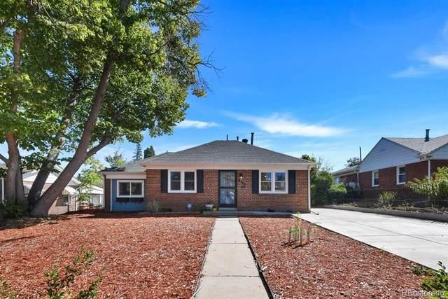 610 S Dale Court, Denver, CO 80219 (MLS #7422600) :: Neuhaus Real Estate, Inc.