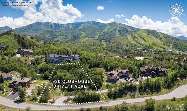 1930 Clubhouse Drive, Steamboat Springs, CO 80487 (MLS #7423138) :: Bliss Realty Group