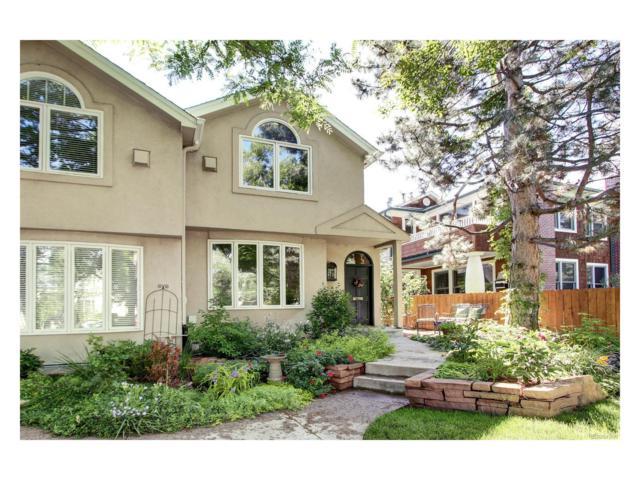452 Jackson Street, Denver, CO 80206 (#7423619) :: Wisdom Real Estate