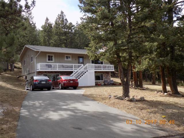 5809 S Merriam Drive, Evergreen, CO 80439 (MLS #7423824) :: 8z Real Estate