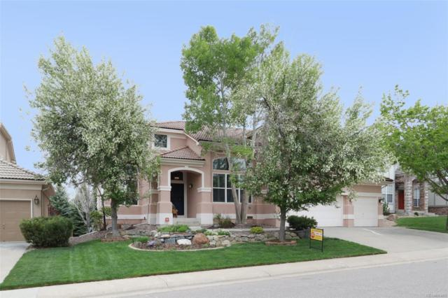 9618 Colinade Drive, Lone Tree, CO 80124 (MLS #7424141) :: 8z Real Estate