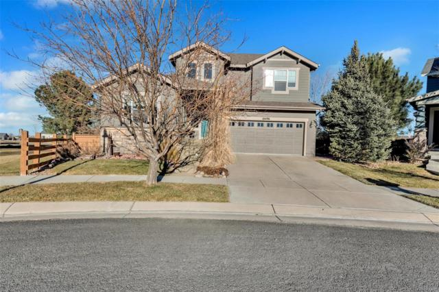 10496 E Telluride Court, Commerce City, CO 80022 (#7424379) :: 5281 Exclusive Homes Realty