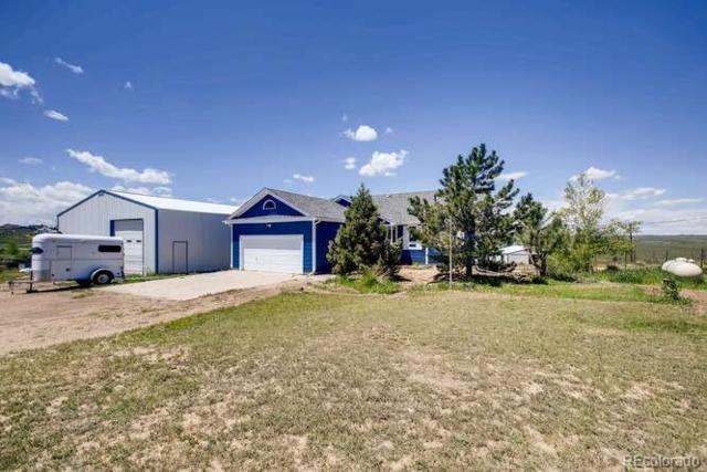 8331 Sun Country Drive, Elizabeth, CO 80107 (MLS #7424899) :: 8z Real Estate