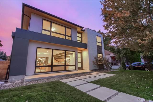 1173 S Madison Street, Denver, CO 80210 (MLS #7425197) :: 8z Real Estate