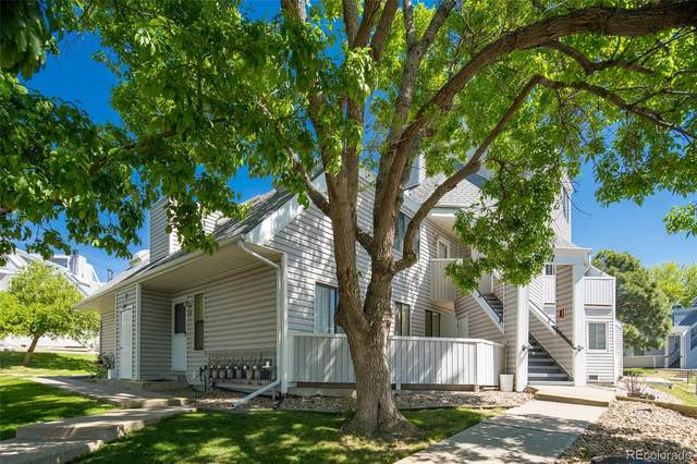 8701 Huron Street 7-212, Thornton, CO 80260 (#7425370) :: The Griffith Home Team