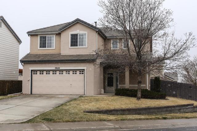 19624 E Hollow Creek Drive, Parker, CO 80134 (#7425459) :: The Peak Properties Group