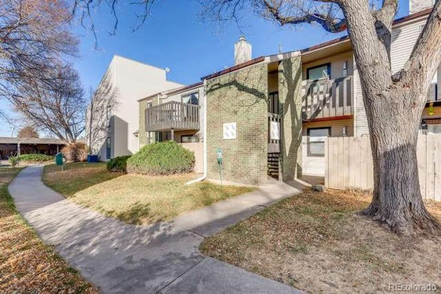 3550 S Harlan Street #138, Denver, CO 80235 (#7425465) :: The Griffith Home Team