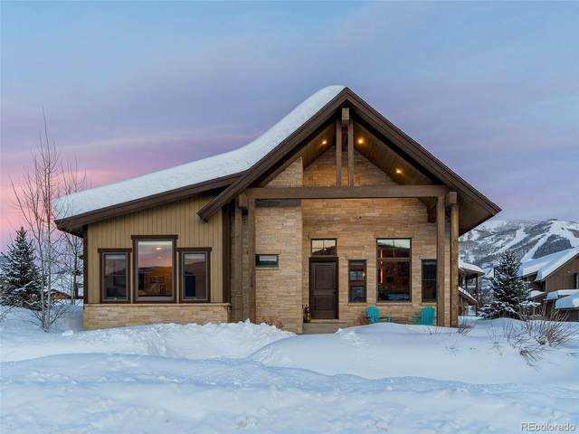 1610 Chaps Way, Steamboat Springs, CO 80487 (MLS #7426000) :: 8z Real Estate