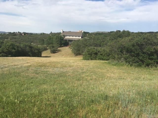 3997 Christy Ridge Road, Sedalia, CO 80135 (MLS #7426044) :: Kittle Real Estate