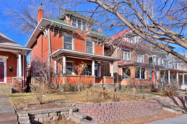1475 Milwaukee Street, Denver, CO 80206 (#7426115) :: The Griffith Home Team