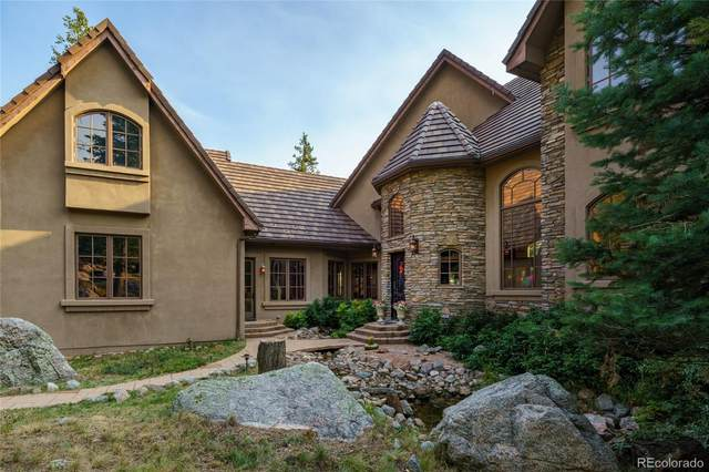 4575 Governors Point, Colorado Springs, CO 80906 (#7427494) :: The Dixon Group