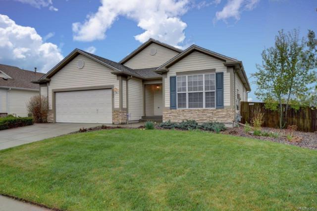 21124 Woodside Lane, Parker, CO 80138 (MLS #7427662) :: 8z Real Estate