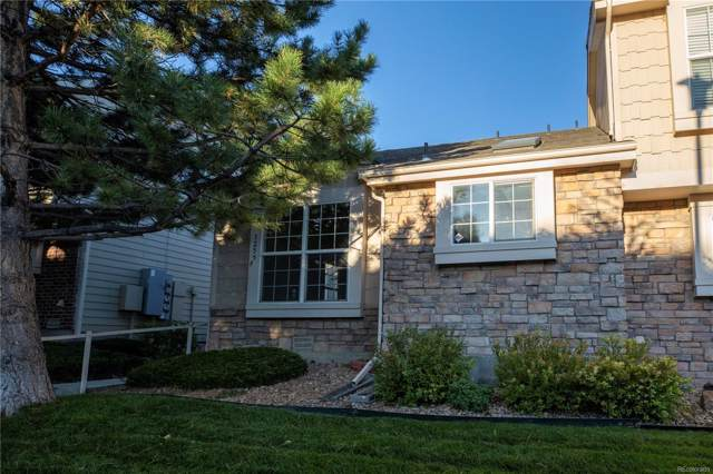 1255 S Zeno Circle F, Aurora, CO 80017 (#7428402) :: The Tamborra Team