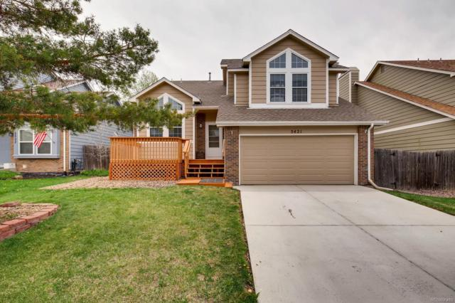 5421 E Prescott Avenue, Castle Rock, CO 80104 (#7428480) :: The HomeSmiths Team - Keller Williams