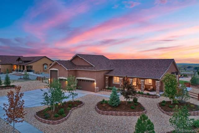 11341 Lobo Peak Drive, Peyton, CO 80831 (#7428723) :: Mile High Luxury Real Estate