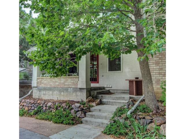 1657 W Canal Court, Littleton, CO 80120 (MLS #7428954) :: 8z Real Estate