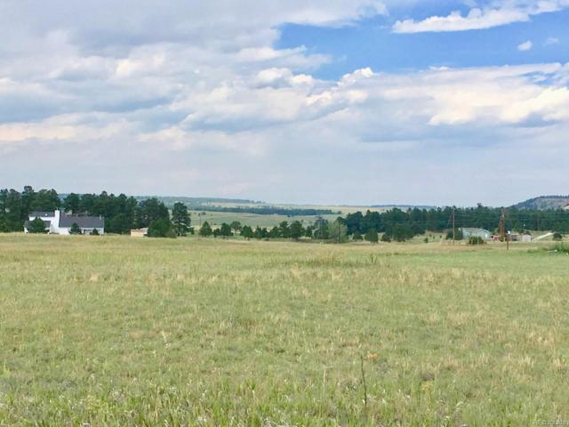 12960 Green Meadow Drive, Elbert, CO 80106 (#7429259) :: The Peak Properties Group