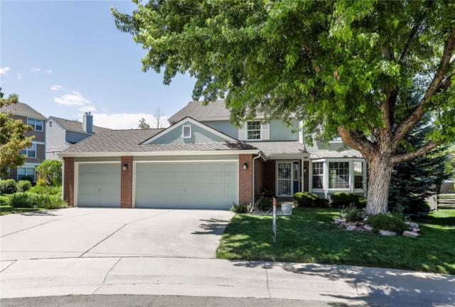 9633 W Cross Place, Littleton, CO 80123 (MLS #7429362) :: 8z Real Estate