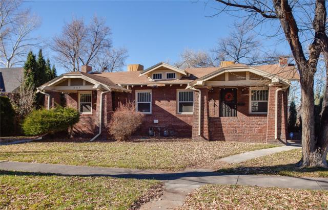 303-307 S Gilpin Street, Denver, CO 80209 (#7429485) :: Real Estate Professionals