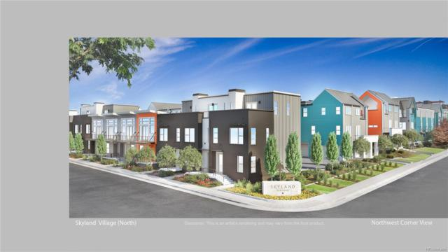 3060 Wilson Court #7, Denver, CO 80205 (#7429527) :: The Peak Properties Group