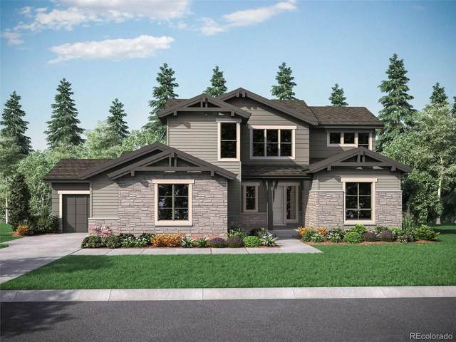 9762 Sunridge Court, Parker, CO 80134 (#7429725) :: The Healey Group