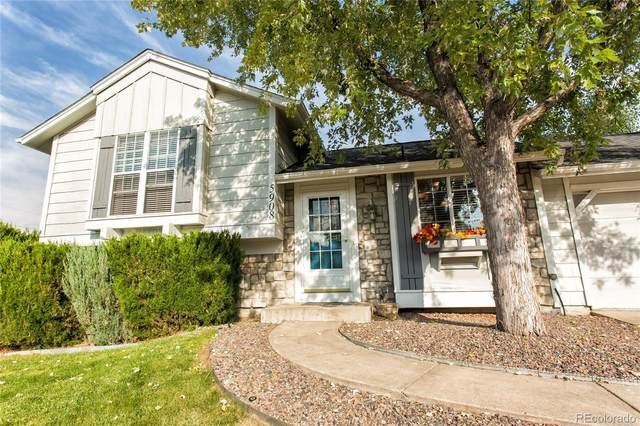 5908 S Odessa Circle, Centennial, CO 80015 (MLS #7430016) :: 8z Real Estate