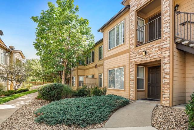 4875 S Balsam Way 4-101, Littleton, CO 80123 (MLS #7430225) :: 8z Real Estate
