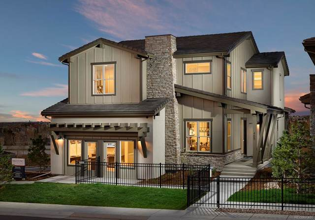 485 Meadowleaf Lane, Highlands Ranch, CO 80126 (#7430353) :: The DeGrood Team