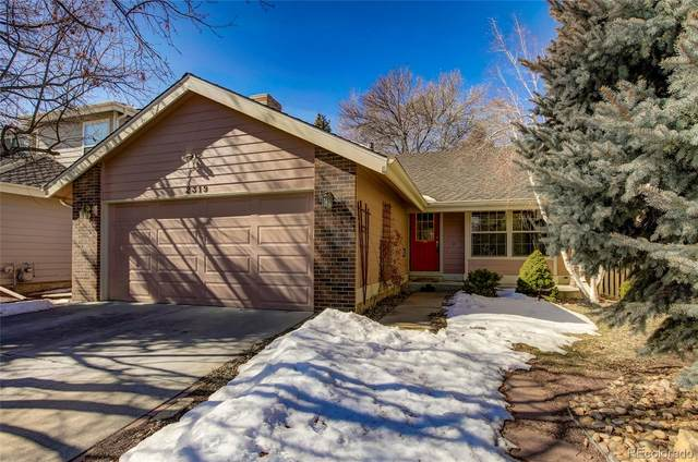 2319 S Gray Street, Lakewood, CO 80227 (#7430678) :: HergGroup Denver