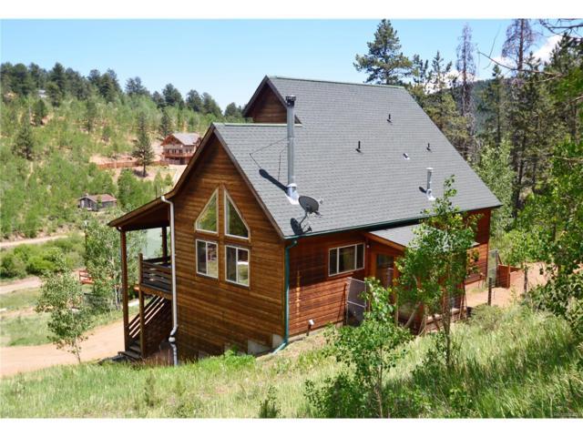 373 Ward Street, Bailey, CO 80421 (MLS #7430773) :: 8z Real Estate
