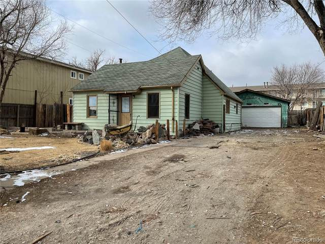 1977 S Decatur Street, Denver, CO 80219 (#7430956) :: The Colorado Foothills Team | Berkshire Hathaway Elevated Living Real Estate
