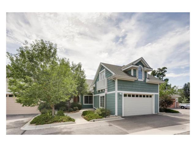 9028 W 50th Lane #3, Arvada, CO 80002 (MLS #7431844) :: 8z Real Estate