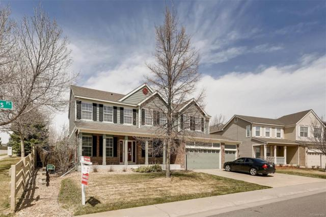 19201 E Powers Place, Aurora, CO 80015 (#7432112) :: The Peak Properties Group