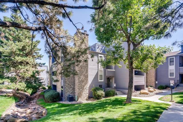 9757 E Peakview Avenue B02, Englewood, CO 80111 (MLS #7432171) :: 8z Real Estate