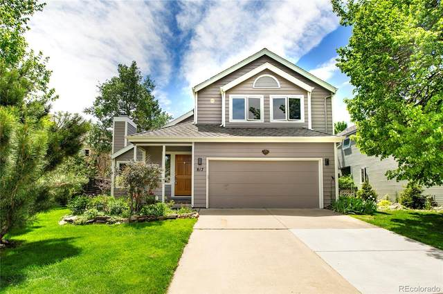 817 Racquet Lane, Boulder, CO 80303 (MLS #7432773) :: Bliss Realty Group