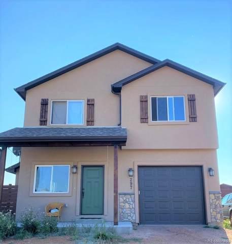 297 Golden Grain Lane, Divide, CO 80814 (#7433514) :: Venterra Real Estate LLC