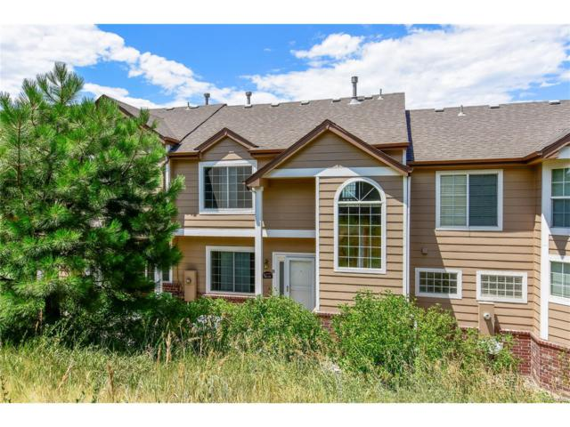 6835 S Webster Street B, Littleton, CO 80128 (MLS #7433596) :: 8z Real Estate
