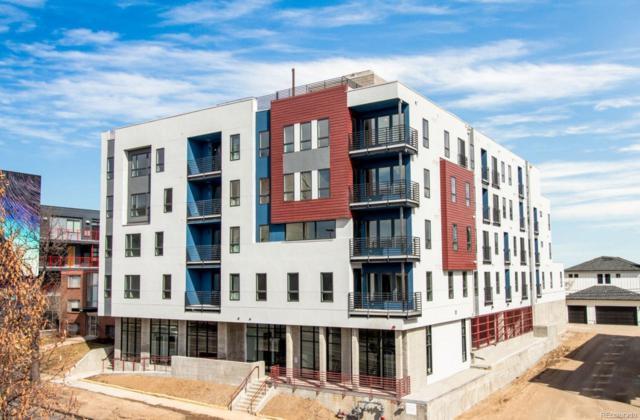 2374 S University Boulevard #210, Denver, CO 80210 (MLS #7433737) :: 8z Real Estate
