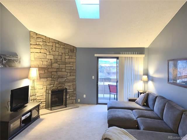 420 Zang Street 3-305, Lakewood, CO 80228 (#7433742) :: James Crocker Team