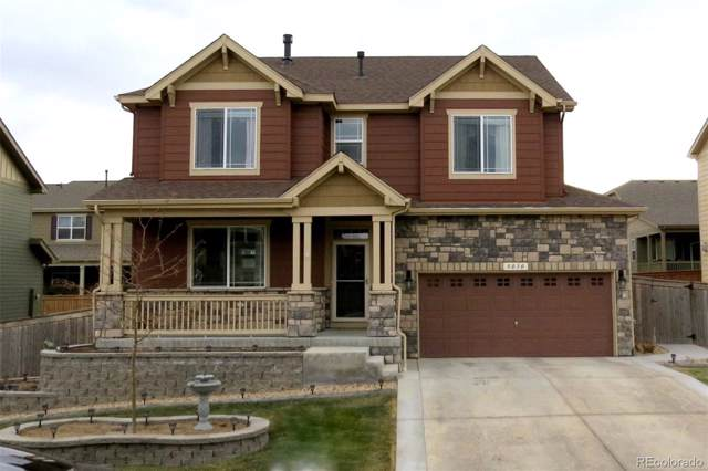 8030 E 138th Place, Thornton, CO 80602 (MLS #7433896) :: Colorado Real Estate : The Space Agency