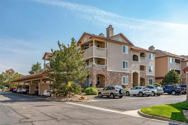 8456 S Hoyt Way #301, Littleton, CO 80128 (#7434714) :: The Griffith Home Team