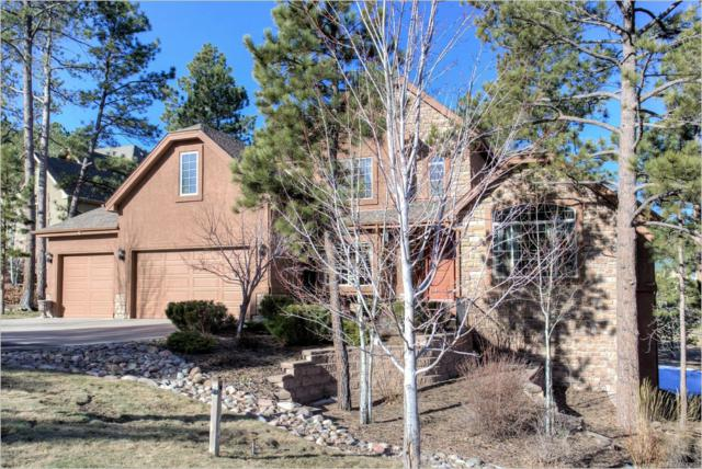 7821 Taylor Circle, Larkspur, CO 80118 (#7434755) :: The Pete Cook Home Group