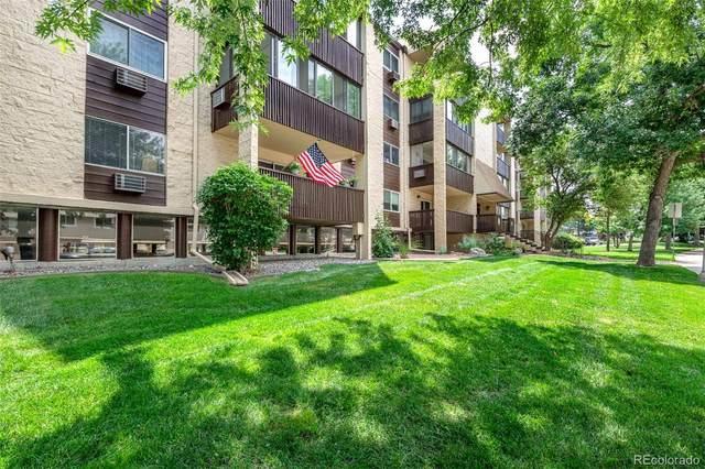 6930 E Girard Avenue #307, Denver, CO 80224 (#7434891) :: The Griffith Home Team