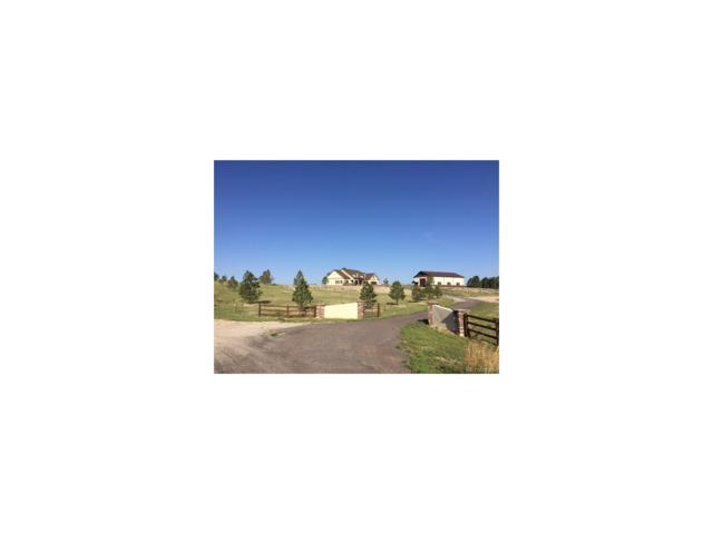 7530 Sunny Meadow Circle, Kiowa, CO 80117 (MLS #7434918) :: 8z Real Estate
