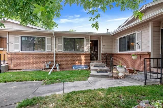 4002 Ames Street, Denver, CO 80212 (#7435000) :: Compass Colorado Realty